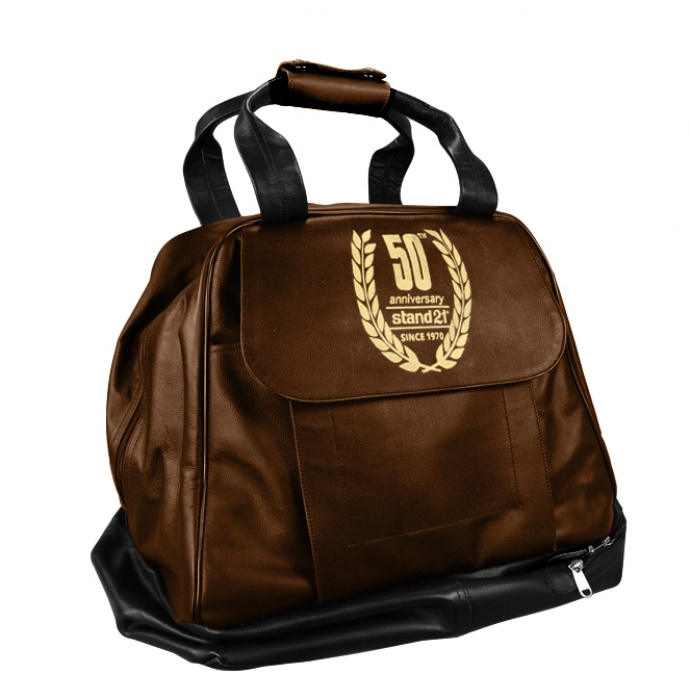 Helmet/FHR bag Brown
